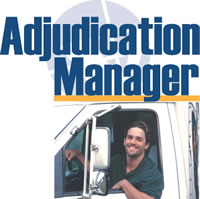 Adjudication Manager