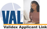 Valadex Applicant Link